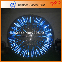 Factory Customize! Free shipping! Dia 3M Used Baby Zorb Ball For Bowling Colourful Zorbing Ball Human Zorb Ball(China)