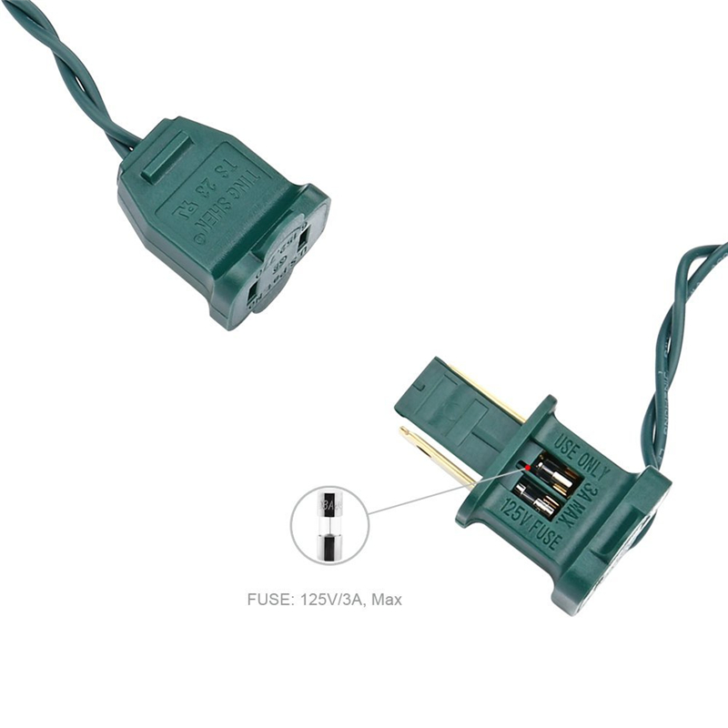 200 LED mini string lights  (1)