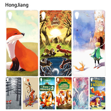 Buy HongJiang little prince fox Cover phone Case sony xperia z2 z3 z4 z5 mini plus aqua M4 M5 E4 E5 C4 C5 XA for $1.20 in AliExpress store