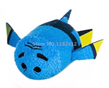 Tsum Tsum Mini Finding Dory Dory's Dad Charlie Fish Plush Toy Stuffed Animals Cute Smartphone Screen Cleaner