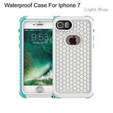 Life and swimming dual use ski Anti-knock For iPhone Case waterproof case for phone For iPhone 6 6s 7 plus Waterproof Case(China)