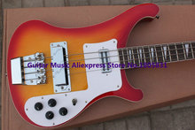 Bass guitars 4 strings 4003 Electric guitar in cherry high quality from China best selling