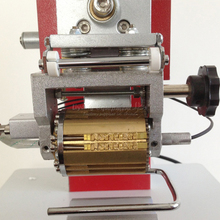 No tax to Russia Electric winding machine ZY-RM2-D