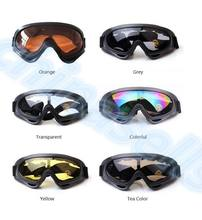 20pcs Winter Windproof Skiing Glasses Goggles Outdoor Sports cs Glasses Ski Goggles UV400 Dustproof Motocross Cycling Sunglasses(China)