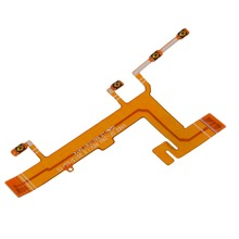 Side Power On Volume Camera Button Connector Flex Cable For Nokia Lumia 625 Brand New and High Quality(China)