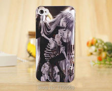 hot Popular Japanese Anime Black Butler Kuroshitsuji Soft Silicon TPU Skin case for iphone 5 5s 4 4S 5c i6 6 6S plus i7 7 plus +