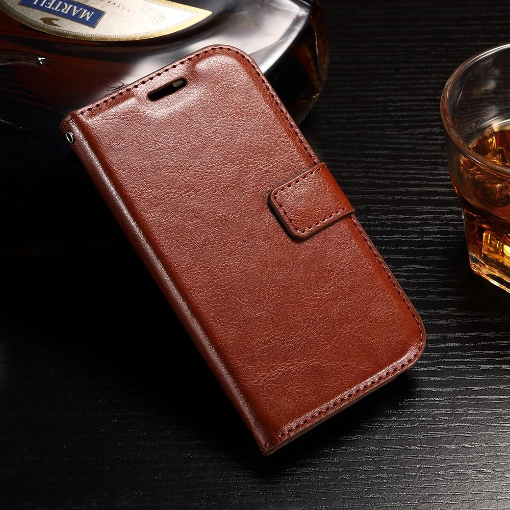 Case For Huawei Y5 Y6 Y3 II Luxury Stand Flip Wallet Cover Phone Cases for Huawei Y3 Y5 Y6 II ii 2 Bags Holder Fundas Coque Capa