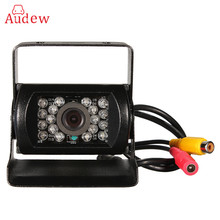 18 IR LED Car Rear View Camera Backup Reversing Parking Rearview Cam Night Vision 150 Degree Waterproof for Truck Bus