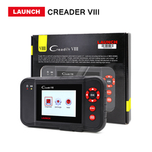 Launch X431 Creader VIII 8 Code Reader ENG/AT/ABS/SRS diagnostic EPB SAS Oil reset scanner better than Creader vii free update