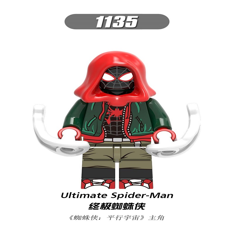 XH1135-Ultimate Spider man