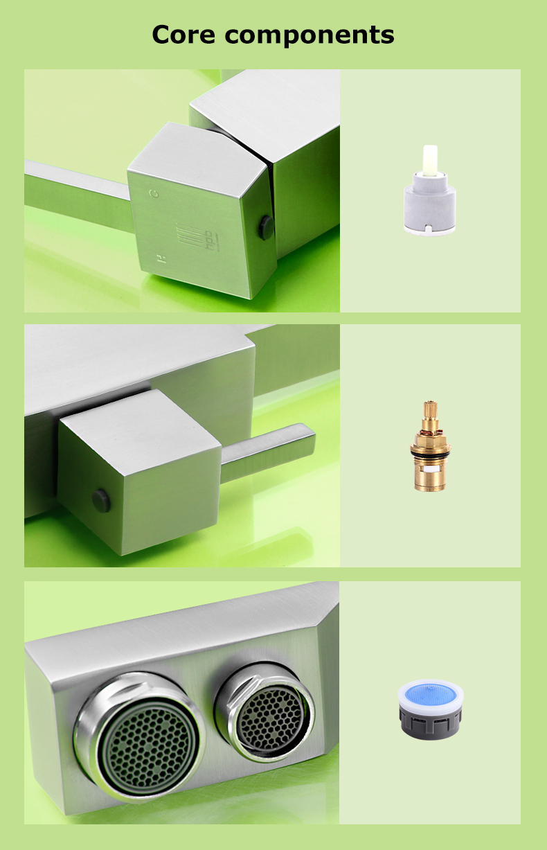 Best Hpb 3 Way Water Filter Tap Newly Chrome Swivel Solid Brass ...
