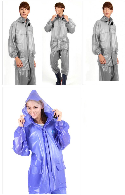 Raincoats  (6)
