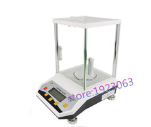 100 x 0.001g 1mg Lab Analytical Balance Digital Precision Electronic Scale CE Certificate 220V