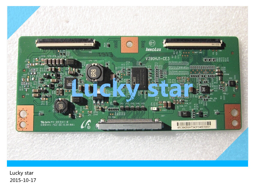 100% tested good working High-quality for original LED50K20JD V390HJ1-CE3 HD500DF-B01\S0 logic board 98% new 2pcs/lot<br>