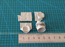 1/35 Resin Soldier Accessories Scene Model Discarded oil drums B(China)