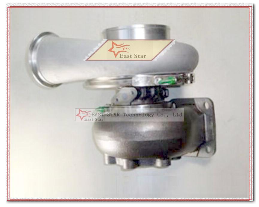 TURBO GT42 GT4292 731376-5002 Oil Cooled Turbo compressor AR .60 turbine 1.05 AR 1000HP T4 6 Bolt Turbine Turbocharger (2)