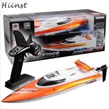 Buy Hiinst colors Hot Feilun FT009 2.4GHz 4 Channel Water Cooling High Speed Racing RC Boat Gift FT009 remote control airship Aug15 for $64.02 in AliExpress store