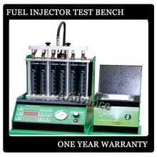 110V Petrol Fuel Injector Cleaner And Analyzer 6 Cylinder(China)
