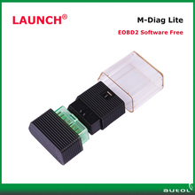 Mutil Language Car Repair Tool Launch M-Diag Free Shipping OBD2 Scanner Bluetooth Launch X431 M Diag