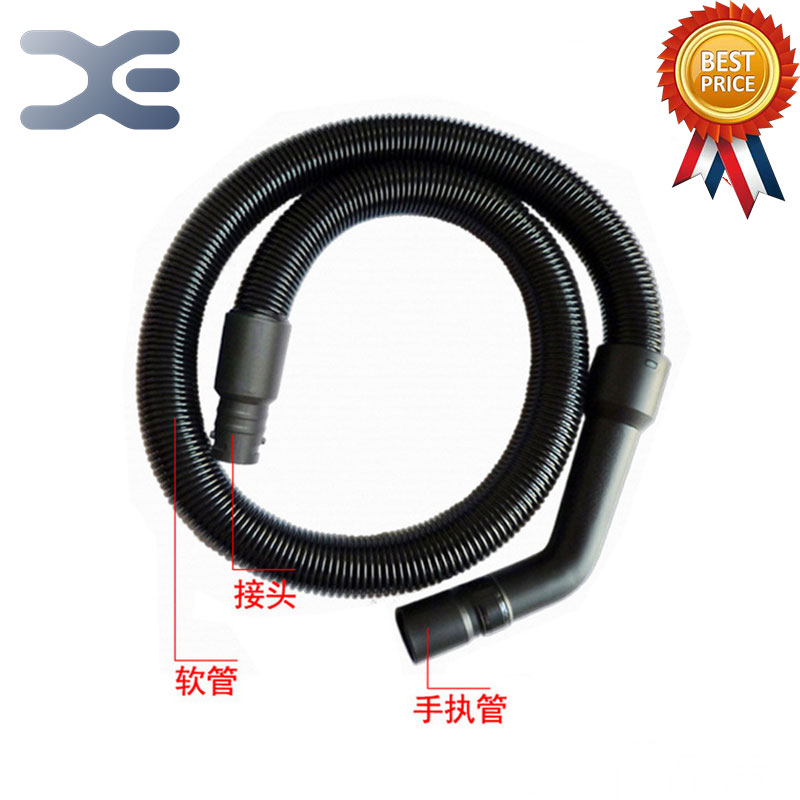 High Quality Compatible With For Panasonic Vacuum Cleaner Accessories Hose Vacuum Tube MC-2760/3500/4500 Threaded Tube<br>