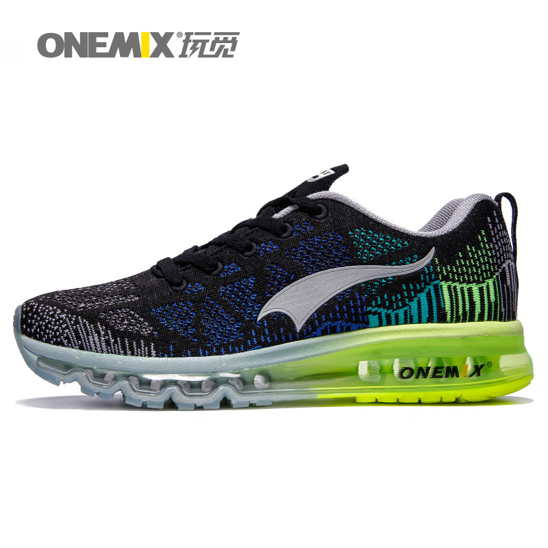 2016 Onemix 1118 athletic music rhythm men running shoes for girls outdoor sport shoes woman rax bona chaussure homme EU 35-46<br><br>Aliexpress