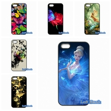 For HTC One M10 For Microsoft Nokia Lumia 540 550 640 950 X2 XL Coque Fantasy Butterfly Case Cover(China)