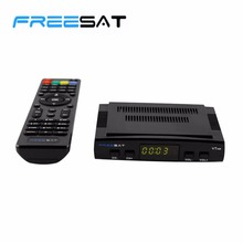 Freesat V7 DVB-S2 HD 1080P Full Powerful Satellite Receiver Receptor Satellite Decoder with Remote Controller &HDMI Cable(China)