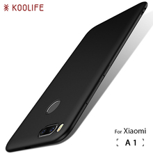 For Xiaomi Mi A1 Case Hard PC Protection Back Cover for Xiaomi Mi A1 Case KOOLIFE Brand Phone Case for Xiaomi 5X Xiao Mi5X Cover(China)