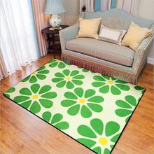 120X170CM Modern Flower Carpets For Living Room Home Bedroom Rugs And Carpets Coffee Table Soft Area Rug Children Play Mat
