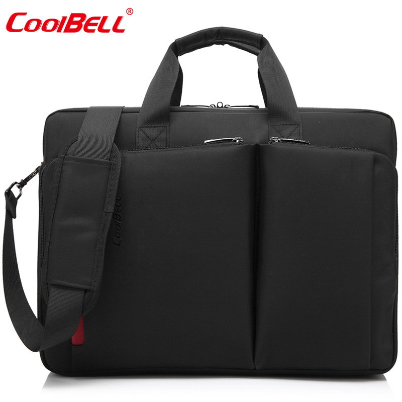 Coolbell fashion casual computer bag Shockproof and waterproof 15.6  Laptop Bag Single shoulder bag handbag free shipping<br><br>Aliexpress