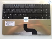 OEM new for Acer Aspire 5810 5536 5536G 5738 5738G 5810T 5740 5336 7551 5410 5252 5742 SP spanish laptop keyboard teclado(China)