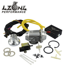 LZONE RACING - ElectrIcal Diesel SSQV4 SQV4 Blow Off Valve / Diesel Dump Valve / Diesel BOV SQV KIT JR5730S+5011W