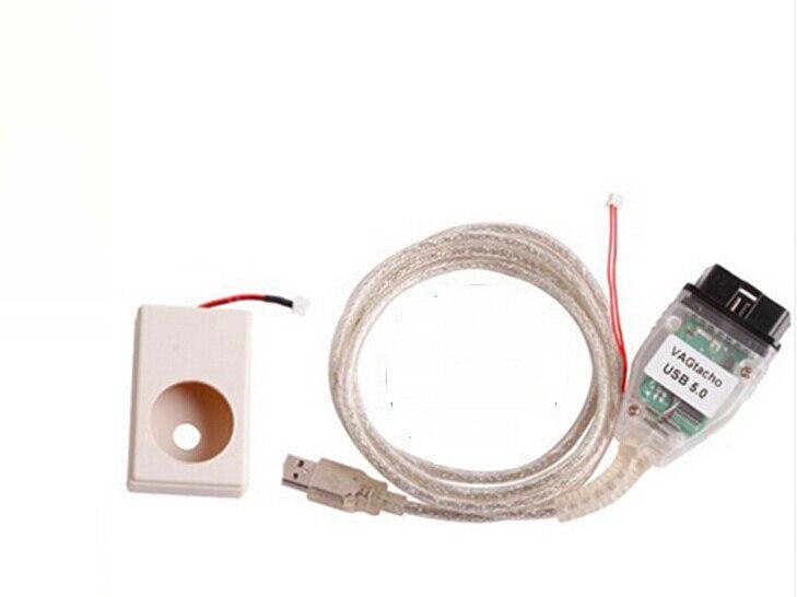 Newest USB Version 5.0 VAG Tacho Pro ECU Chip Tuning Tool OBD2 OBDII Vagtacho High Quality Chip Board For NEC MCU 24C32 Or 24C64<br><br>Aliexpress