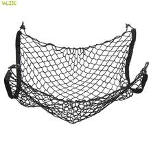 4 HOOK CAR TRUNK CARGO NET For Mitsubishi ASX Outlander Pajero For Volkswagen VW Touareg Tiguan Golf 6 7 PASSAT B6 B7 B8 CC