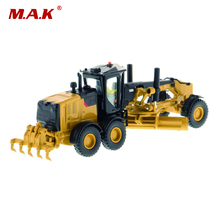 Collection Diecast Model Car DM 1:87 Scale 12M3 Motor Grader-High Line Series 85520 Truck Model Kids Toys Collection Gift(China)