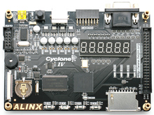 Altera fpga development board learning board nios ep4ce6