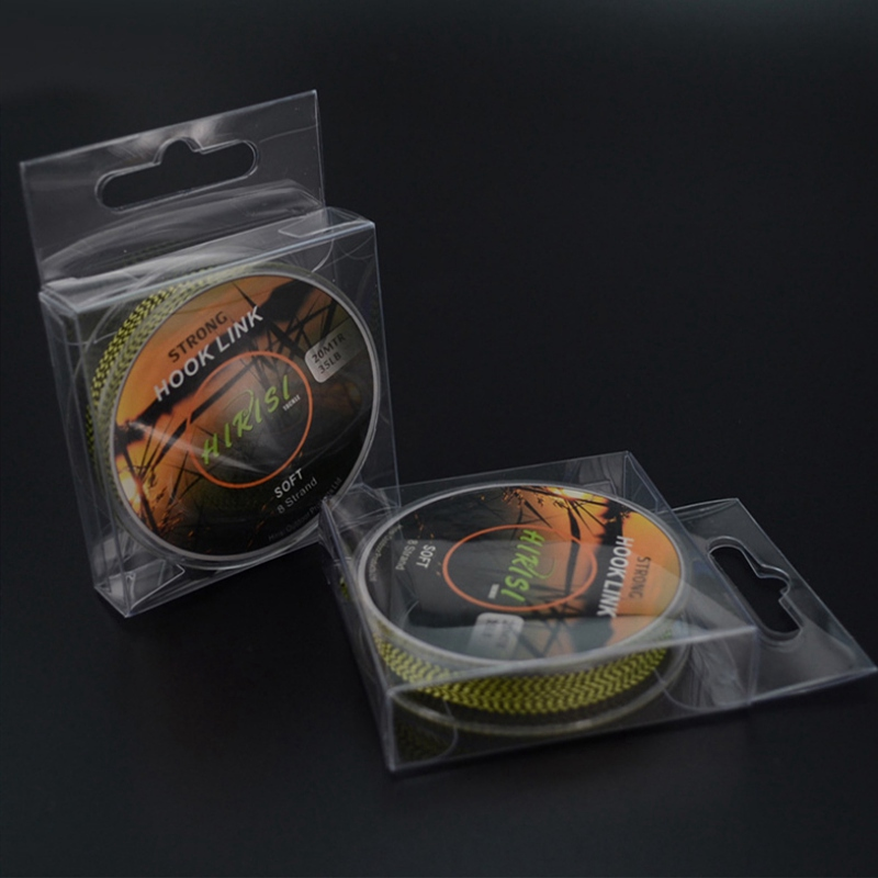 20M Leadcore Braided Fishing Line-4 Strands Lines Hair Rigs Hook Link Core New