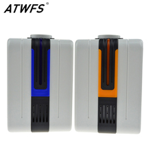 ATWFS Portable Negative Ion Air Purifier Air Cleaner Oxygen Bar Purify Air Kill Bacteria Virus Ionizer. Send Universal Plug