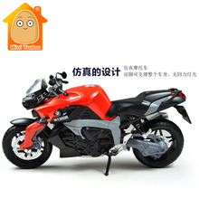 MiniTudou Toy Model 1:12 Motorcycle Model Mini Moto Scale Diecast Motorcycle Dinky Toys Models For Kids Boys