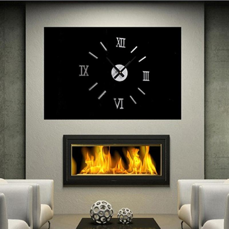 HTB1b5Y0aiqAXuNjy1Xdq6yYcVXaF - Luxury Large Wall Clock Living Room DIY 3D Home Decoration Mirror Art Design Fashion Wall Posters Decor Crafts Wall Clock New