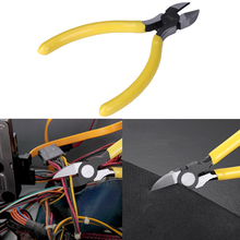 4.6 inch Diagonal Cutting Pliers Side Cutting Plier Wire/Cable Multifunctional Cutter Repair Cuttting Prying Nipper Hand Tool