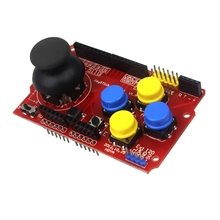 Smart Electronics Integrated Circuit Joystick Shield V1.2 for arduino Diy Kit(China)