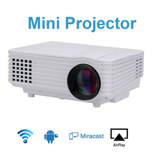 Wifi 3D LED Mini Projector Accessories Full HD TV Home Theater Projetor Video LCD Proyector Portable Pico Mircro Pocket Beamer