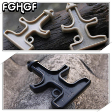 FGHGF New Outdoor EDC Tool New Self Defense personal Defense Stinger Protection tactical security Tool Nylon Plastic Steel Sale(China)