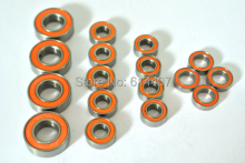 Supply high grade Modle car bearing sets bearing kit KYOSHO V-ONE S (2 SPEED) Free Shipping