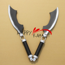 Samurai Warriors BASARA Kunoichi's Swords Replica PVC Cospaly Prop