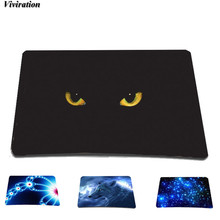 For Csgo Overwatch Tablet Netbook Gaming Mousepad Viviration High Quality Rubber Computer Mouse Pad 210 mm x 180 mm Small Size(China)