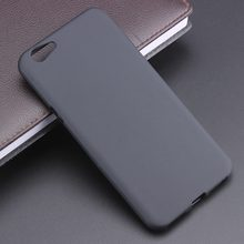 Black Gel TPU Slim Soft Anti Skiding Case Back Cover For Oppo F1s A59 A59M  5.5inch Mobile Phone Rubber silicone Bag Coque Fundas f04b11c75092