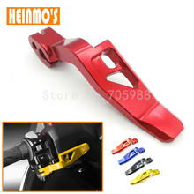 New Red Motorbike Stands CNC Aluminum Motorcycle Parking Lever For Yamaha T MAX 500 T-MAX 530(China)