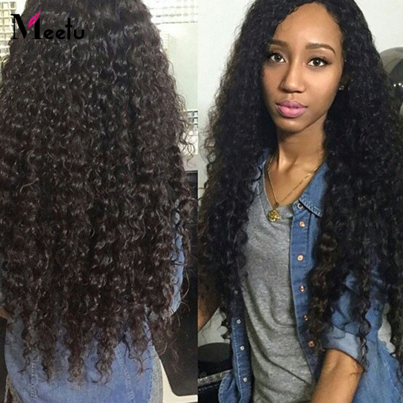 Unprocessed Meetu Hair Products Indian Kinky Curly Cheap Curly Style 7A Grade Indian Human Hair Weaving 3Pcs /Lot Shipping Free<br><br>Aliexpress